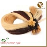 U tip/Nail tip hair extension